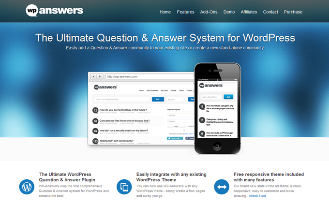 WP-Answers